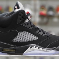 Jordan 5 'black Metallic Og'