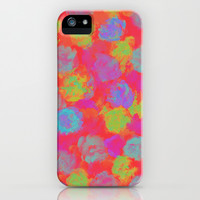 SPRING IS IN THE AIR iPhone & iPod Case by Lauren Lee Designs