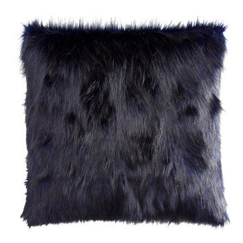 Faux Fur Cushion Cover - from H&M