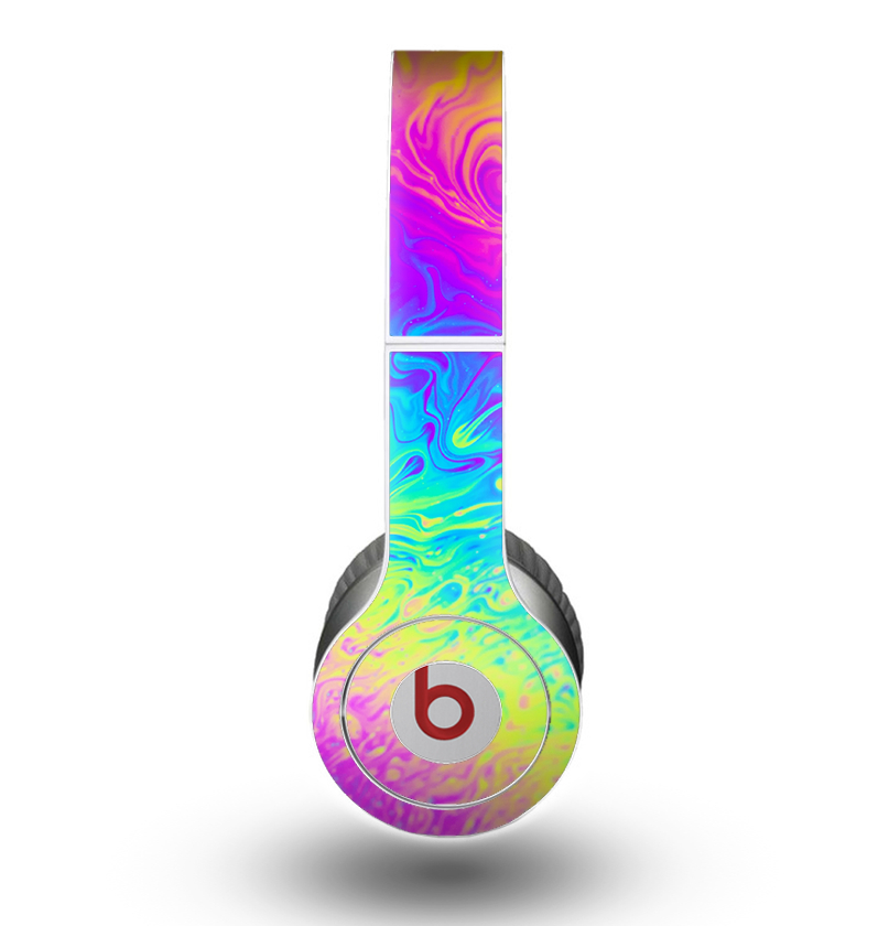 Image of The Neon Color Fushion V2 Skin for the Beats by Dre Original Solo-Solo HD Headphones