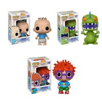 Funko Pop Television Rugrats 13056.57.13981 Set of 3