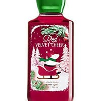 Bath & Body Works Shea & Vitamin E Shower Gel Red Velvet Cheer