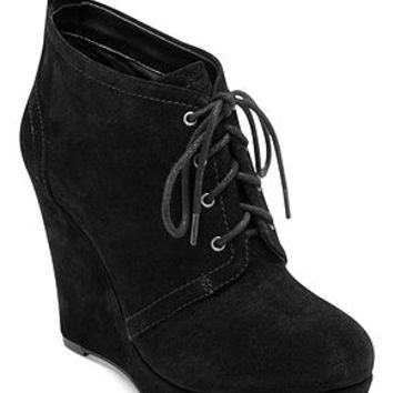 Jessica Simpson Boots, Catcher Wedge Booties - Boots - Shoes - Macy's