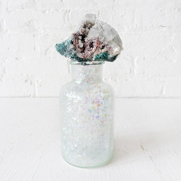 10% SALE The Magic Crystal Bottle with India Crystal