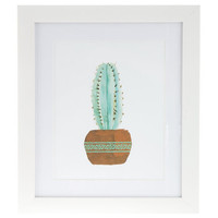 Watercolor Succulent Framed Art | Hobby Lobby | 1125491