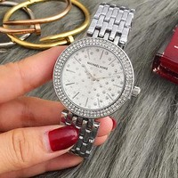 MK MICHAEL Ladies Men Fashion Quartz Watches Wrist Watch