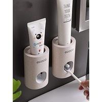 1pc Wall Mounted Toothpaste Squeezer