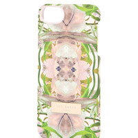 Jungle orchid iPhone case - Shell | Gift Accessories | Ted Baker UK