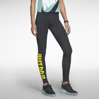 Nike Leg-A-See Women's Tights - Anthracite
