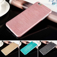 2016 New Hot Sale Sparkling Cover Glitter Bling Shiny Soft Tpu Skin Cute Candy Cell Phone Cases for Apple iPhone 6 Case 4.7'' i6