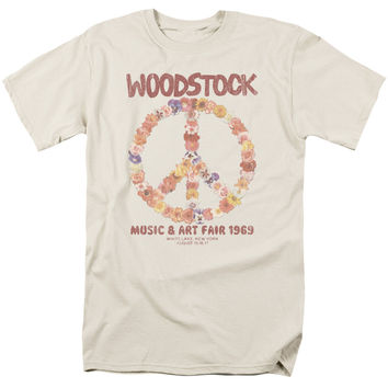 Woodstock/Floral Peace