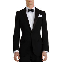 Ralph Lauren Black Label Silk Lapel Tuxedo at Barneys New York at Barneys.com
