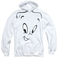 Casper - Face Adult Pull Over Hoodie