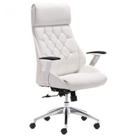 Boutique Office Chair | White