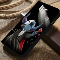 Stitch Phantom of The Opera Custom Wallet iPhone 4/4s 5 5s 5c 6 6plus 7 and Samsung Galaxy s3 s4 s5 s6 s7 case