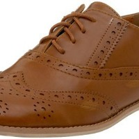 Wanted Shoes Women's Myrtle Lace-Up Oxford