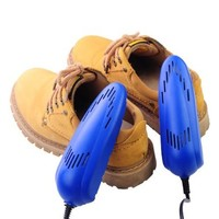 2013 New Gadget Practical Smell Remover Sterilize Smelly Foetid Shoes Warmer Dryer