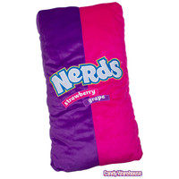 Big Plush Nerds Candy Pillow | CandyWarehouse.com Online Candy Store