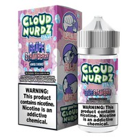Cloud Nurdz - Grape Strawberry ICED (100mL)