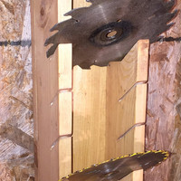 Saw blade holder - Great gift idea