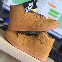 Nike Air Force 1 AF1 Retro High-Top Sneaker shoes