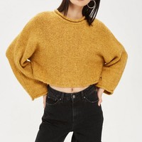 Cropped Jumper | Topshop
