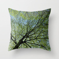 Once Upon a Time in Massachusetts Throw Pillow by Fimbis   Society6