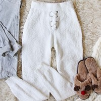 Snow Bunny Sweater Joggers