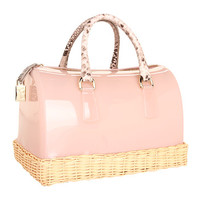 Furla Candy Bag With Straw