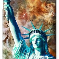 Statue Of Liberty - She Stands iPhone 6 Case