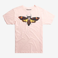 The Silence Of The Lambs Moth Logo T-Shirt