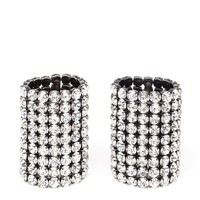 VETEMENTS   Crystal Cuffs   brownsfashion.com   The Finest Edit of Luxury Fashion   Clothes, Shoes, Bags and Accessories for Men & Women