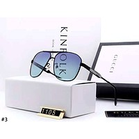 GUCCI 2019 new driving large frame polarized sunglasses #3