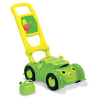 Tootle Turtle Mower, Green, Children's Toys
