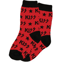 KISS Boys' Miscellaneous Red