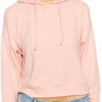 ASOS Hoodie in Super Soft Slouch Fabric