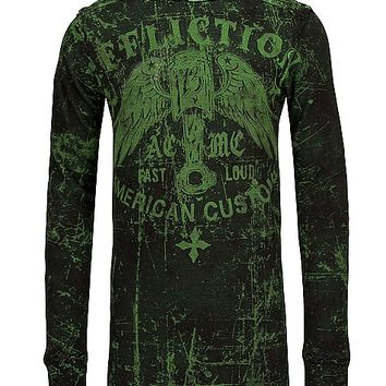 Affliction American Customs Motor Club Thermal
