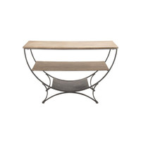 Semicircle Console Table