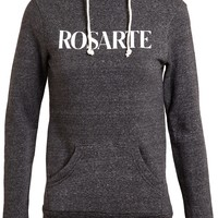 Rodarte Rosarte Cotton-Blend Hooded Sweatshirt