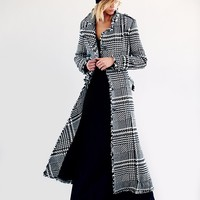 Free People Recognition Maxi Coat
