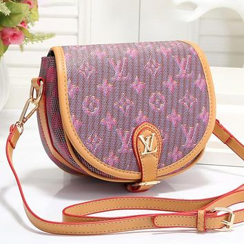 Women Fashion Leather Crossbody Satchel