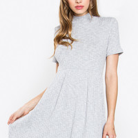 """Simply Me"" Babydoll Dress"