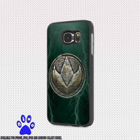 "B-Craft Green Ranger Dragonzord Coin  for iphone 4/4s/5/5s/5c/6/6+, Samsung S3/S4/S5/S6, iPad 2/3/4/Air/Mini, iPod 4/5, Samsung Note 3/4 Case ""005"""