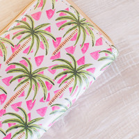 Leta Palm Tree Wallet