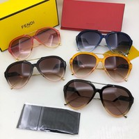 Fendi Aviator Acetate Sunglasses #765