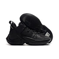 Jordan Why Not Zer0.2 Low - All Black