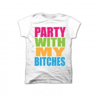 Party Bitches Tshirt