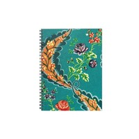 Vintage Decorative Colorful French Floral Note Book