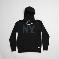 CNCPTS / Reigning Champ x Everlast Pullover Hoodie (Black)