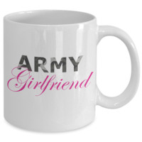Army Girlfriend - 11oz Mug